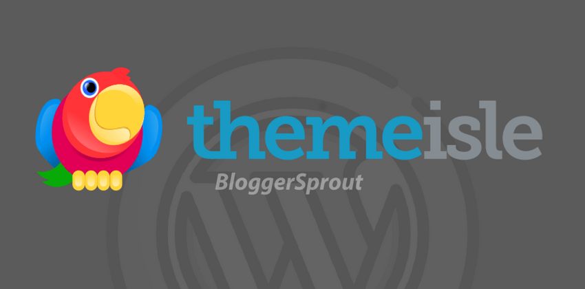 themeisle-BloggerSprout.com