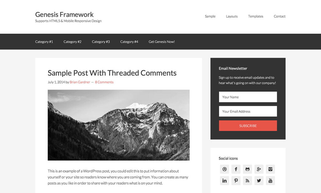 Download OceanWP Theme