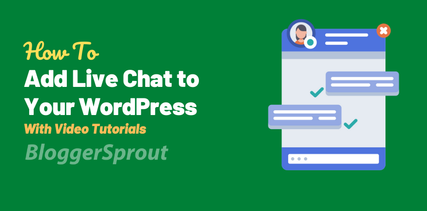 How To Add Live Chat to Your WordPress Website