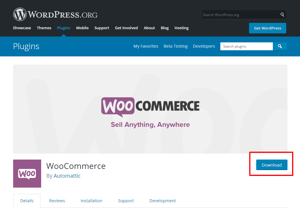 How To Install WooCommerce ftp
