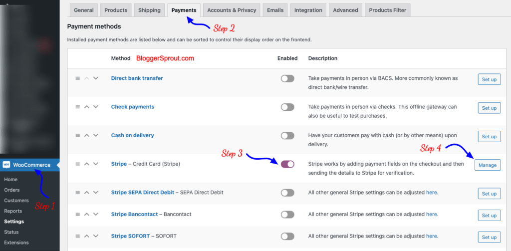 Test Woocommerce Checkout