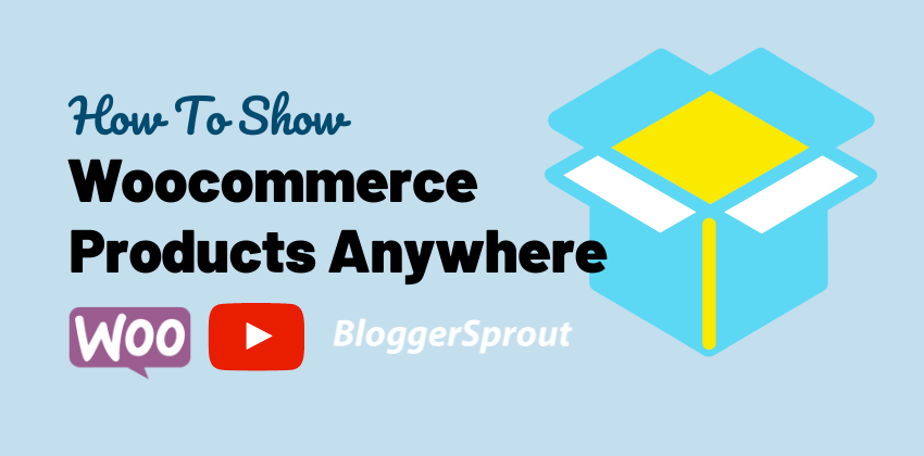 Show WooCommerce Products On Page